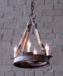 Cordiff Baby Chandelier with Rope
