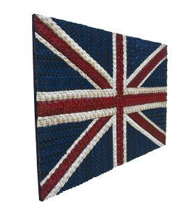 Up-Cycled Union Jack