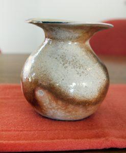 Michelle Dziak Button Vase