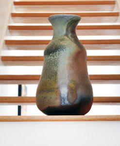 Moonprint Vase by Michelle Dziak